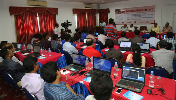 Cyber Attack and Network Forensic Workshop, Dhaka